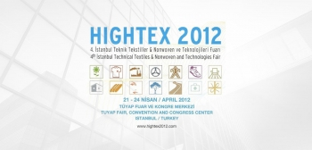 Hightex'12 Fuarı