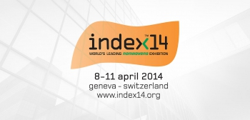 Index'14 Fuarı